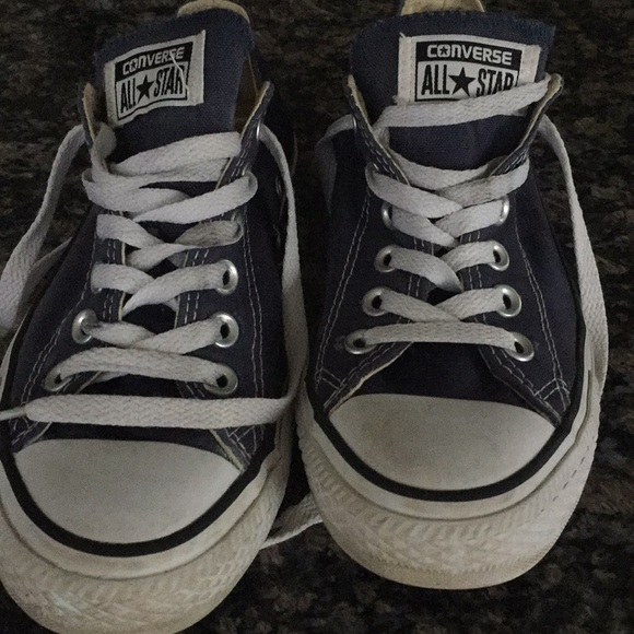CONVERSE CHUCK TAYLOR LOW TOPALL STAR SNEAKERS